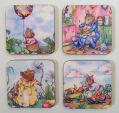 Meadow Valley Coasters Albert Bobby Rosie Daisy sm