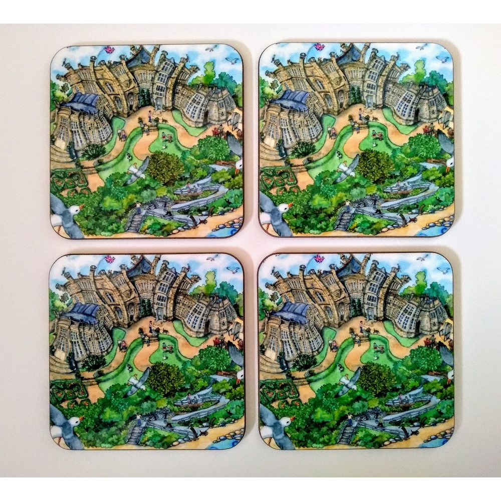 highcliffe_castle_coaster_set_1335071561