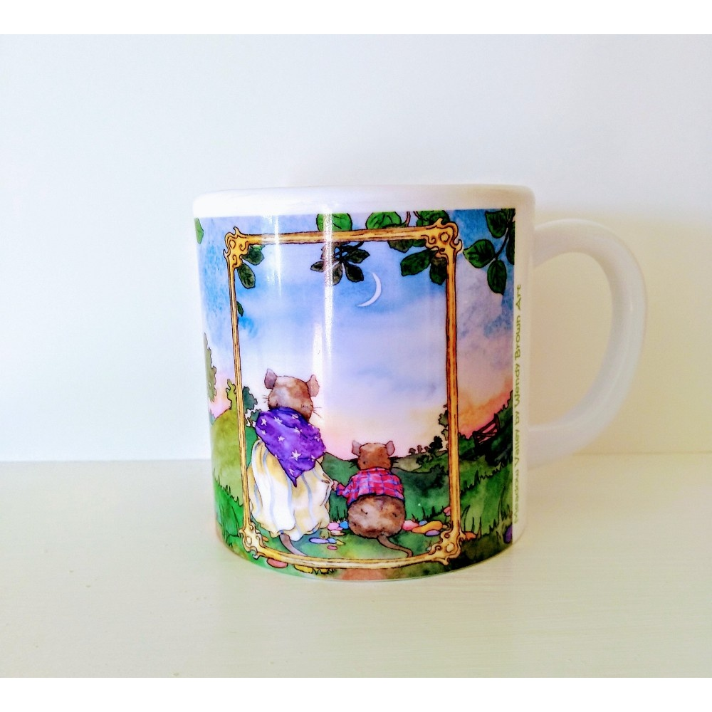 one_summer_evening_plastic_mug_2